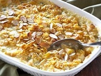 casseroles / pasta dishes / quiche