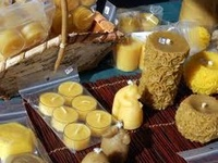 82 Best Beeswax Candles images | Beeswax candles, Candles ...