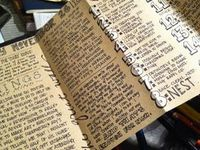 Journal prompts, beautiful journals, and creative ideas for journaling.