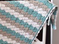 Crochet-Stitches-Shells, V-Stitch, Fan