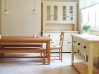 Arts and Crafts furniture and houses