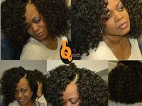 1000+ images about Tree Braids/Crochet Braids on Pinterest
