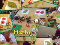 A collection of ideas to challenge children in an EYFS setting EYFS - Challenge ideas  Board