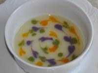 ... minestre on Pinterest | Pumpkin Soup, Purple Potatoes and Par