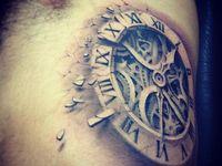 Die 49 Besten Ideen Zu Tattoo Uhr Tattoo Uhr Tätowierungen