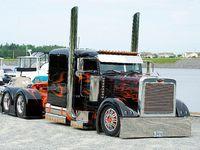 Big Deisel Truck's