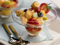 1000+ images about fruit salad on Pinterest   Fruit salads, Custard ...