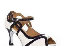 Dance shoes/zapatos para bailar / Dance shoes, soft cloth soles for ballroom or dance floor dancing. Zapatos con suela de tela, para bailar en piso de baile