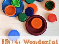 bottle lid crafts