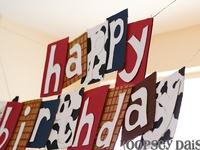 Jackson's Birthday