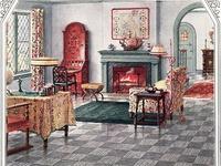 36 best 1925 vintage house decor images on pinterest for 1925 kitchen designs