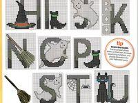 Stitching - Alphabets