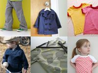 kids clothing and accessory tutorials