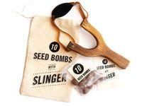 WOW... Guerrilla Gardening / seed bombing