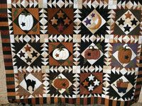 Quilting - Fall & Halloween