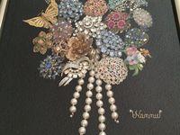 Costume jewelry crafts