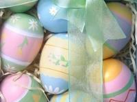 Eggs , Easter