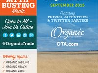 The REAL Truth about Organic - Myth Busting Month #OrganicFestival & More! / The REAL truth about organic. Facts, stats and inspirations to help you live and organic life