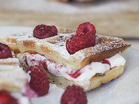 ... - mjölmat on Pinterest | American Pancakes, Pizza and Mini Pizzas