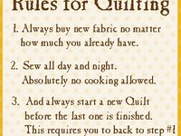 Quilting Funnies