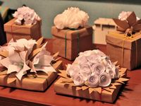 Fabric/Paper/ Ribbon Flowers