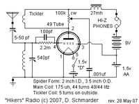 Electrical Ground Tester likewise Car Antenna Wire Splice Wiring Diagrams further Page14 also Radio 1 also Diy Tv Antenna  lifier. on homemade wifi antenna