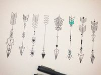 tattoo and drawing designs