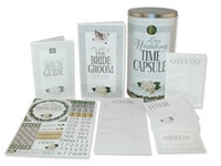 If you are looking for unique ways to preserve your memories for milestone moments in your life or your child's life, check out this keepsake gifts board. You can buy the decorative Baby & Wedding Time Capsules from www.timecapsule.com