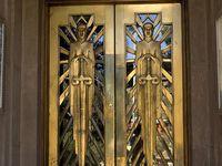 Art Deco Architecture & other Deco items