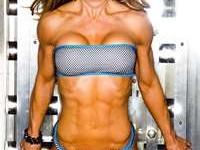 The Beauty of Women w/Muscles