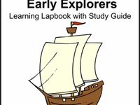free explorers unit study ideas
