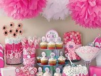 Baby Shower, Parties, Events