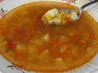 polievka a guláše