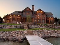All I want is a log cabin in the middle of nowhere. And wifi.
