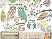 Printables, templates and patterns <3