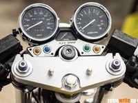 Cafe Racer Gauges