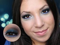 13 Best Images About Maquillage Yeux Marrons On Pinterest Back To Basics Eyeliner And Purple