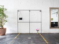 33 best open wardrobes offene kleiderschr nke images on pinterest open wardrobe diy home. Black Bedroom Furniture Sets. Home Design Ideas