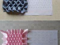 almofadas  de tecidos