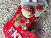 Natale: Calze Natalizie e della Befana