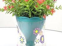Vasos decorados