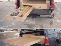 Truck Camping/ Roadtrip