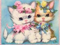 vintage cards :)