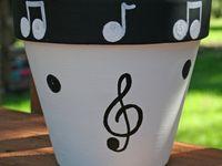 Mars music notes