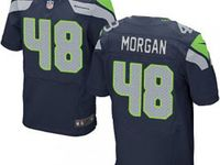 nfl ELITE Seattle Seahawks Mike Morgan Jerseys