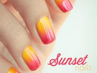 tips & ideas for hot summer nails.