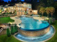 swimming pool ~~~\o/~~