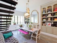 Rooms designed by Genevieve Gorder