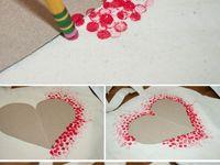 Crafts- valentines