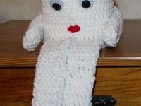 Crochet- Bathroom